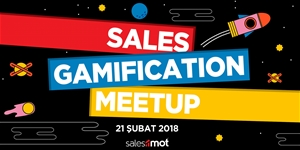 Sales Gamification Meetup 1